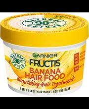 Juuksemask Fructis Banana Nourish 390 ml