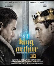 Br Kuningas Arthur: Mõõga legend