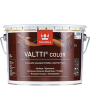 Lahustipõhine puidulasuur VALTTI COLOR EC 9 l