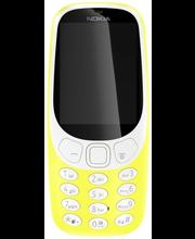 Mob.telefon Nokia 3310 dual sim 2G, kollane