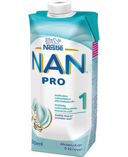 Nan Pro 1 piimajook, 500 ml, alates sünnist