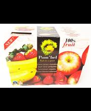 Pom´bel õuna-banaani-maasika puuviljamiks, 4x100 g