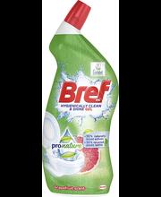 Bref Pro Nature Grapefruit WC-puhastusgeel 700 ml