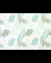 Lauamatt Palmu 33 x 45 cm, roheline, 100% puuvill