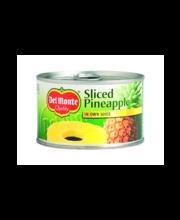 Ananassiviilud omas mahlas 220/140 g