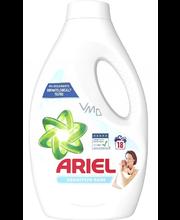 Pesugeel ARIEL Sensitive 990 ml, 18 pesukorda