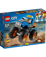 60180 City Great Vehicles Monsterauto