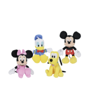 Pehmed mänguasjad Mikki, Minni, Piilupart Donald