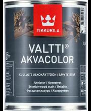 Veepõhine puidulasuur VALTTI AKVACOLOR EP 0,9 l