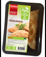 Praetud vegan tseburekid, 2 tk 170 g