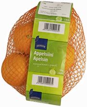 Rainbow apelsin I klass 1 kg