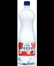 Vichy Fresh Strawberry karboniseerimata vesi 1,5L