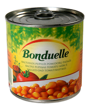 Valged oad tomatikastmes 430 g