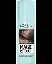 Tooniv kergvärvisprei Magic Retouch Brown 75 ml