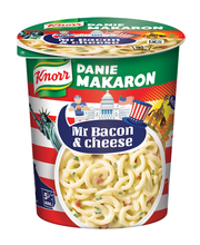 Spagetid peekoni ja juustuga 71 g