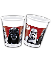 Plasttops Star Wars 200 ml 8 tk