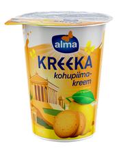 Sidruni-küpsise kreeka kohupiimakreem, 380 g