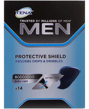 Tena Men Protective Shield Inkontinents hügieeniside meestele 14 tk