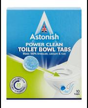 Astonish WC puhastustabletid 10 tk