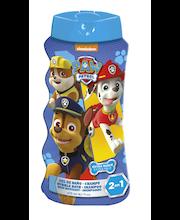 Shampoon-dushigeel Paw Patrol lastele 475 ml