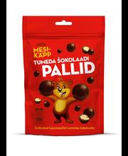 Kalev Mesikäpp Küpsise Nommid tumedas šokolaadis 120 g