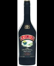 Baileys Irish Cream liköör, 700 ml