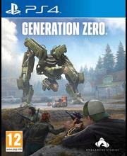 PS4 mäng Generation Zero
