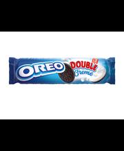 Oreo Double Creme vaniljekreemitäidisega šokolaadiküpsised 157 g
