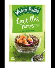 Rohelised läätsed 500 g