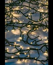 Valguskett Elbe 180LED/3,6 m, roheline
