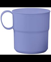 Kruus sangaga 0,3 l , sinine