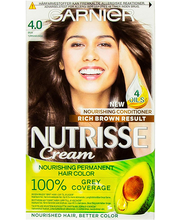 Juuksevärv Nutrisse 4.0 Dark Brown