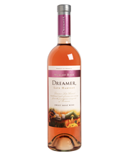 DREAMER L. HARVEST ROSE 750 ML GEOGR.TÄHISEGA LAUAVEIN