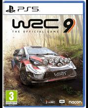 PS5 mäng WRC 9