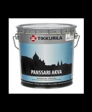 Akrülaat plekk-katusevärv PANSSARI AKVA A 2,7L