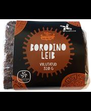 Borodino leib, viilutatud 320 g