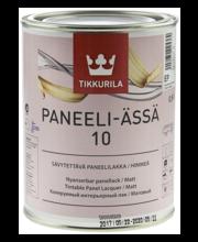 Akrülaatlakk seintele ja lagedele PANEELI-ÄSSÄ 10 EP 0,9L matt