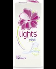Tena Lights Liner inkontinents hügieeniside 24 tk