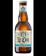 Le Coq Blanche õlu 5,8%, 250 ml