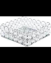 Küünlaalus Kristall 13x13 cm