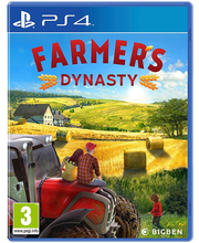 PS4 mäng Farmer´s dynasty
