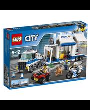 Lego City Mobiilne Juhtimiskeskus 60139