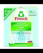 Frosch nõudepesumasina tabletid all-in1 sooda 30x20g