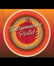 CD Tantsumuusika pärlid 3 (2 CD)