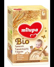 Milupa 7-viljapuder piimata 250 g, bio, 6-elukuust