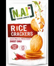 Rice Crackersriisisnäkid tšilliga 70 g