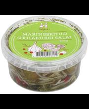 Marineeritud soolakurgi salat 300g