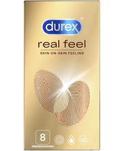 Kondoomid Durex Realfeel lateksivaba 8tk