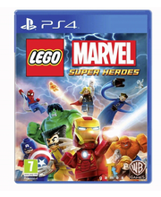 PS4 mäng Lego Marvel Super Heroes