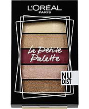 Lauvärvipallett La Petite Palette 02 Nudist